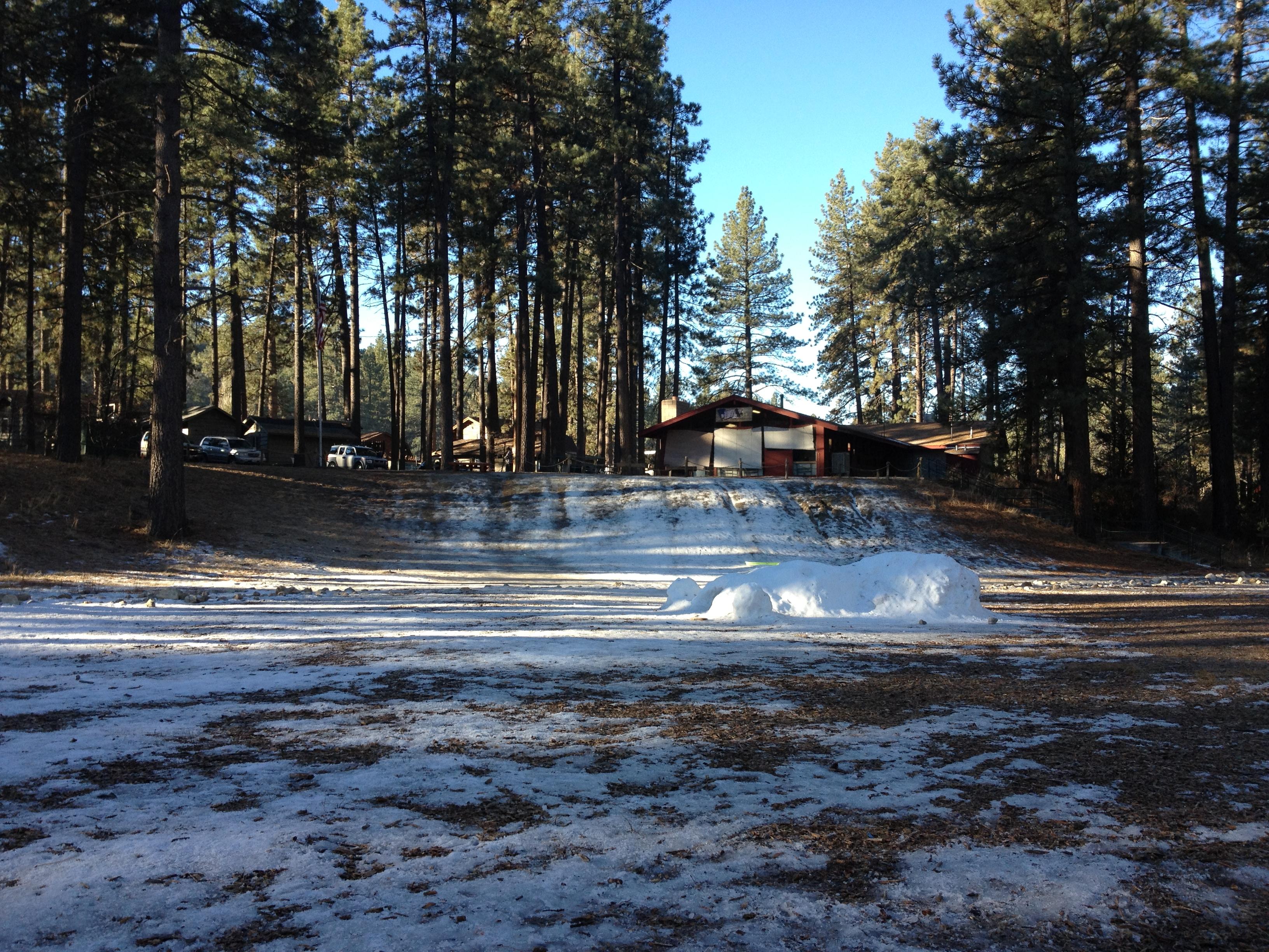 Snow Camp - February 2013